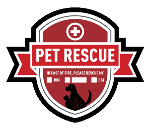 Wagging Tails Pet Rescue Sticker